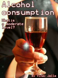 Alcohol consumption – what's a moderate level?